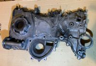 2007 LEXUS IS220 05-12 IS220D ENGINE FRONT ALLOY COVER HOUSING WATER PUMP CRANK